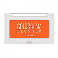 Румяна для лица MISSHA Colorbeam Blusher (Orange Fantasy) OR02: фото