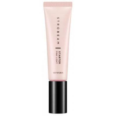 Основа под макияж MISSHA Strobeam Starter Pink Light