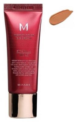 Тональный крем MISSHA M Perfect Cover BB Cream SPF42/PA+++ (No.29/ Caramel Beige) 20ml