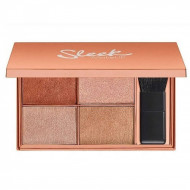 Палетка хайлайтеров SLEEK MAKEUP Highlighting palette Copperplate 1176