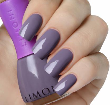 Лак для ногтей устойчивый LIMONI 822 тон 7 мл VINYL