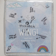 Набор трафаретов для стрелок style your wing! cut out eyeliner tool: фото