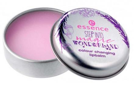 Бальзам-трансформер для губ Essence Step into Magic Wonderland Colour Changing Lipbalm Holiday