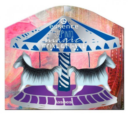 Накладные ресницы Essence Step into Magic Wonderland Lashes Holiday 01 take me to wonderland