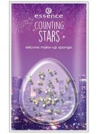 Силиконовый спонж для макияжа Essence Counting Stars Silicone Makeup Sponge: фото