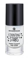Верхнее покрытие для ногтей Essence Counting Stars Water Based Top Coat: фото