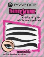 Наклейка-подводка для глаз frame for fame stick on eyeliner 73905 т.01: фото