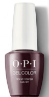 Гель для ногтей OPI GelColor Peru Yes My Condor Can-Do! GCP41: фото
