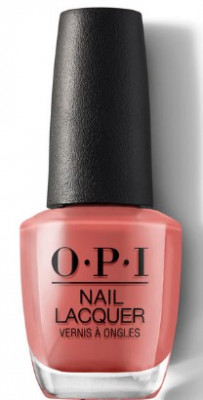 Лак для ногтей OPI Peru My Solar Clock is Ticking NLP38