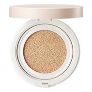 Основа-крем сияющая THE SAEM Saemmul Aqua Glow Cushion 01 Light Beige 15гр: фото