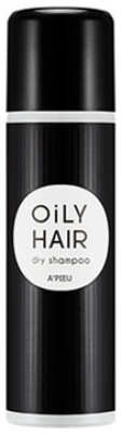 Сухой шампунь для жирных волос A'PIEU Oily Hair Dry Shampoo: фото