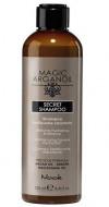 Шампунь разглаживающий и увлажняющий NOOK Магия Арганы Secret Shampoo 250 мл: фото
