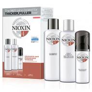 Набор 3х-ступенчатая система Nioxin System4 150+150+40 мл: фото