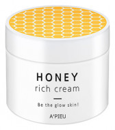Крем для лица A'PIEU Honey Rich Cream 110 мл: фото