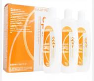 Лосьон для завивки трудноподдающихся волос Matrix Opti.Wave 3*250 мл: фото