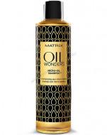 Шампунь с микро-каплями масла арганы MATRIX OIL WONDERS 300мл: фото