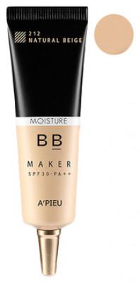Крем ББ увлажняющий A'PIEU BB Maker SPF30/PA++ (Moisture/Natural Beige)