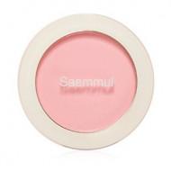 Румяна THE SAEM Saemmul Single Blusher PK05 Yogurt Pink 5гр: фото