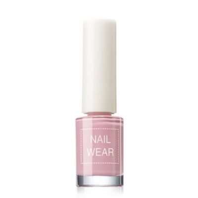 Лак для ногтей The Saem Nail Wear 01.Pastel pink 7мл