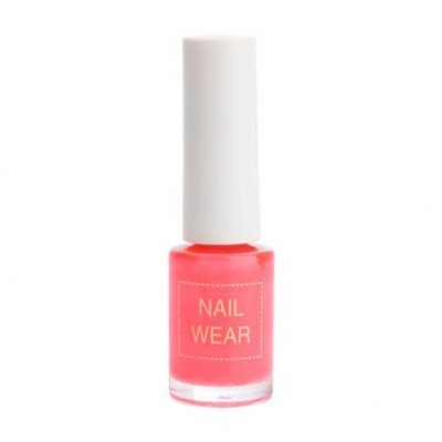 Лак для ногтей The Saem Nail Wear 03.Beautiful pink 7мл