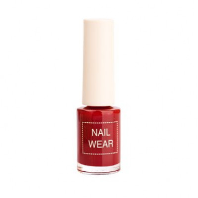 Лак для ногтей The Saem Nail Wear 08 7мл