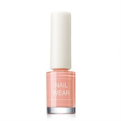 Лак для ногтей The Saem Nail Wear 09 Innocevt Coral 7мл