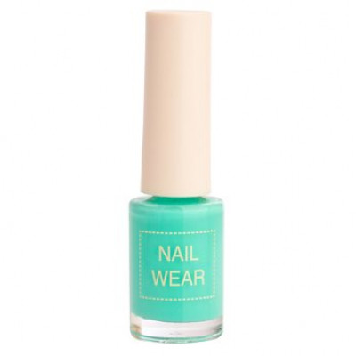 Лак для ногтей The Saem Nail Wear 25 7мл