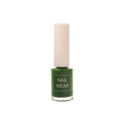 Лак для ногтей The Saem Nail Wear 26_Green 7мл