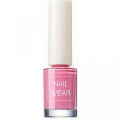 Лак для ногтей The Saem Nail Wear #37.Plum candy 7мл