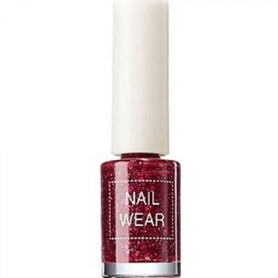Лак для ногтей The Saem Nail Wear #40_Ruby 7мл