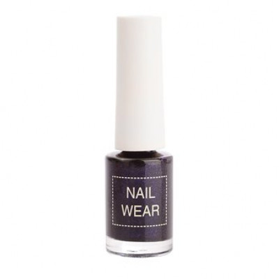 Лак для ногтей The Saem Nail Wear #55.Scatter purple 7мл