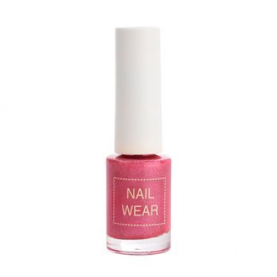 Лак для ногтей The Saem Nail Wear #60.Prism red 7мл