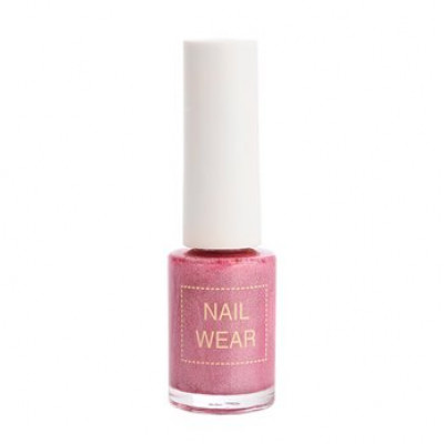 Лак для ногтей The Saem Nail Wear #61.Prism rose 7мл