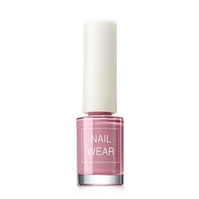 Лак для ногтей The Saem Nail Wear 78.Indy pink 7мл