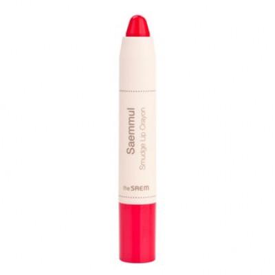 Карандаш-помада для губ THE SAEM Saemmul Smudge Lip Crayon PK01 3,5гр