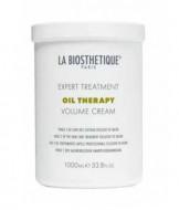 Маска для восстановления тонких волос, фаза 2 La Biosthetique Volume Cream 1000мл: фото