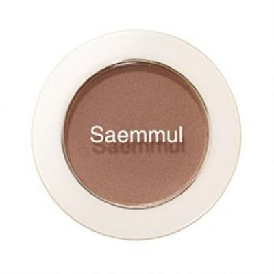 Тени для век матовые Saemmul Single Shadow Matt BR01 1,6гр: фото