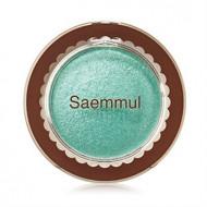 Тени для век THE SAEM Saemmul Bakery Shadow BL01 mintchip cookie 3,5гр: фото