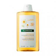 Шампунь с Ромашкой для светлых волос Klorane Blond hair 400 мл: фото