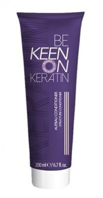 Кератин-Кондиционер Восстанавливающий KEEN AUFBAU CONDITIONER 200мл: фото