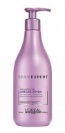 Шампунь для непослушных волос L'Oréal Professionnel Liss Unlimited 500 мл: фото