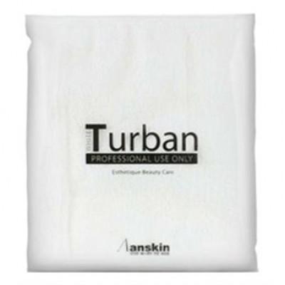 Повязка для волос Anskin Turban White 1шт: фото