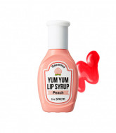 Тинт для губ увлажняющий THE SAEM Saemmul Yum Yum Lip Syrup 04 Peach 10гр: фото
