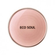 Пудра для лица увлажняющая THE SAEM Eco Soul True Moisture Pact 23 Natural Beige 11гр: фото