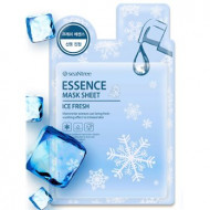 Маска для лица тканевая seaNtree ICE FRESH ESSENCE MASK SHEET 20гр: фото