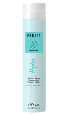 Шампунь увлажняющий для сухих волос Kaaral Purify-Hydra Shampoo 300 мл: фото