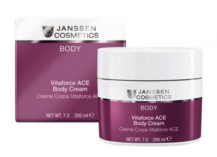 Крем для тела насыщенный с витаминами A, C и E Крем для тела насыщенный с витаминами A, C и E Vitaforce ACE Body Cream Vitaforce ACE Body Cream 200мл: фото