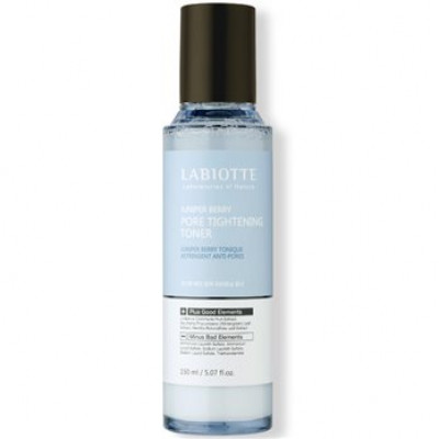 Тонер для сужения пор LABIOTTE JUNIPER BERRY PORE TIGHTENING TONER 150мл: фото