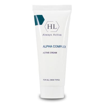 Крем активный Holy Land Alpha Complex Active Cream 70 мл: фото