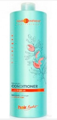 Бальзам с био маслом Арганы Hair Company HAIR LIGHT BIO ARGAN Conditioner 1000мл: фото